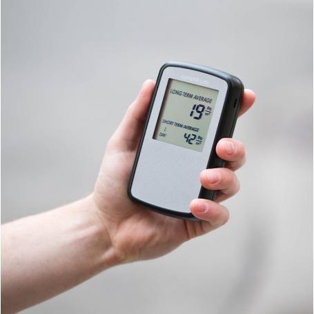 Location dosimètre à radon digital Corentium Home - Durée 15 jours