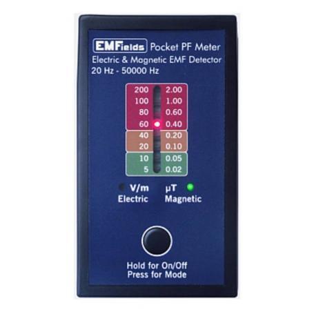 Détecteur basses fréquences PF5 EMFields