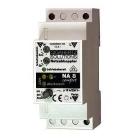 Interrupteur automatique de champ Gigahertz Solutions NA8 Comfort 16 Ampères