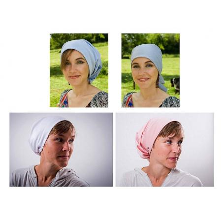 Foulard de  protection anti-ondes