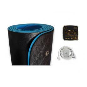 Pack Tapis de yoga et fitness de mise à la terre Earthing + testeur de prise de terre Earthing