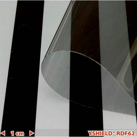 Film anti-ondes pour fenêtre YShield RDF62