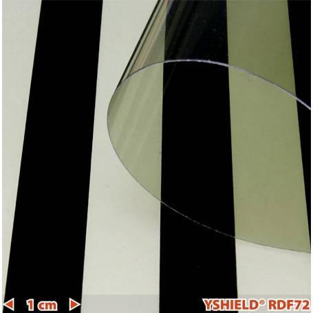 Film anti-ondes pour fenêtre YShield RDF72