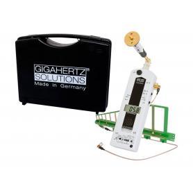 Set appareil de mesure Gigahertz Solutions HFE35C + accessoires