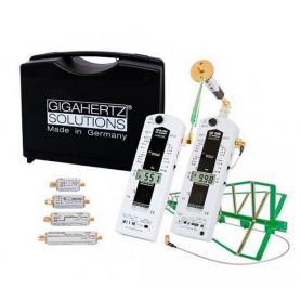 Coffret appareils de mesure hautes fréquences Gigahertz Solutions HFEW59BD PLUS