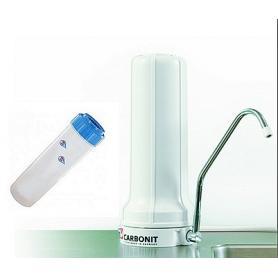 Filtre à eau sur évier anticalcaire SanUno Kalk Kompakt