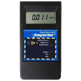 Contrôleur de radioactivité Inspector Alert + support plexi - appareil de démonstration