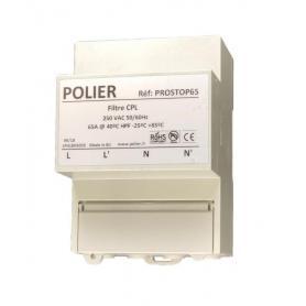 Filtre CPL Polier PROSTOP65 CENELEC A (Linky), B, C et D
