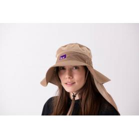 Chapeau anti-ondes Leblok Safari protection UV 100 %
