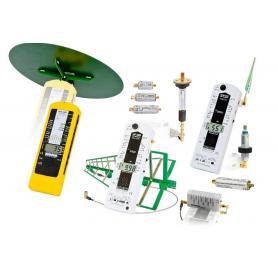 "Pack appareils de mesure Gigahertz Solutions ""Profi plus"" MK70-3D plus 2.2"