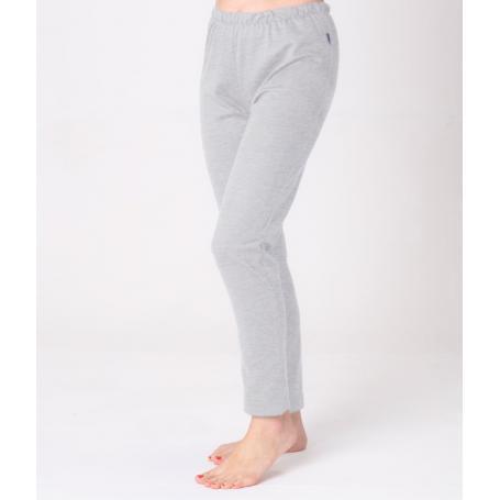Pantalon anti-ondes Leblok pour femme - gris