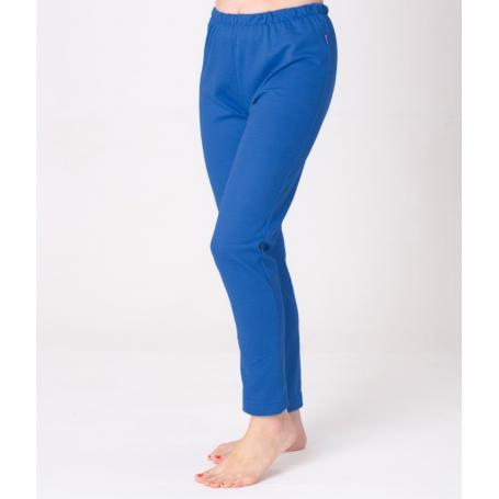 Pantalon anti-ondes Leblok pour femme - bleu