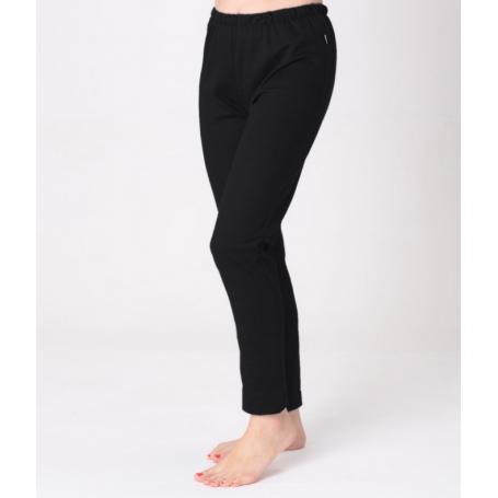 "Pantalon anti-ondes Leblok ""Long Johns"" pour femme - noir"