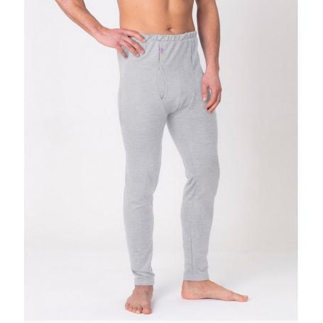 """Pantalon anti-ondes Leblok """"Long Johns"""" pour homme - gris"""