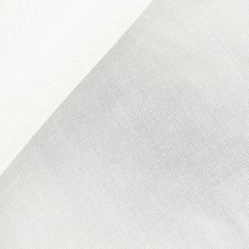 Tissu de protection hautes fréquences Biologa Sunshine 64 blanc