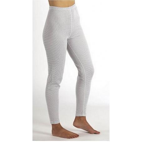 Legging anti-ondes Wavesafe pour femme coton bio - blanc