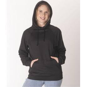 Sweat-shirt anti-ondes Leblok pour femme - noir