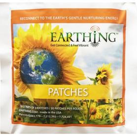 30 Patchs de mise à la terre Earthing de remplacement