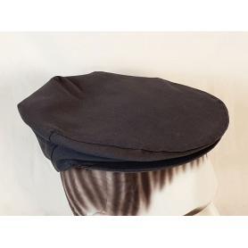 Béret anti-ondes Wavesafe pour homme doublé en tissu Swiss Shield Ultima - noir