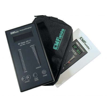 Mesureur hautes fréquences EMFields Acoustimeter AM11 (Acoustimètre AM11)