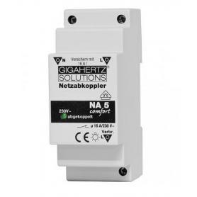 Interrupteur automatique de champ Gigahertz Solutions NA5 Comfort 16 Ampères