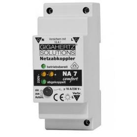 Interrupteur automatique de champ Gigahertz Solutions NA7 Comfort 16 Ampères