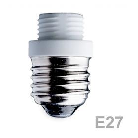 Douille en céramique E 27 pour capsule halogène G9