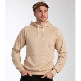 Sweat-shirt anti-ondes Leblok pour homme - beige