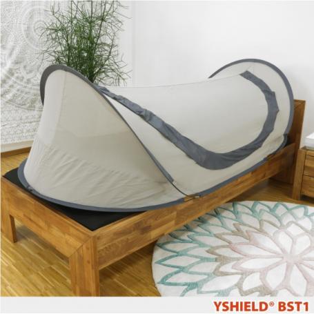Tente de protection anti-ondes hautes fréquences YShield BST1 | SAFECAVE