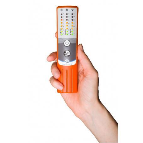 Détecteur d'ondes électromagnétiques de hautes et basses fréquences CEMPROTECT 34