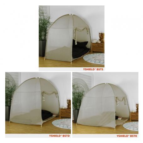 Tente de protection anti-ondes hautes fréquences YShield BSTS / BSTD / BSTK | SAFECAVE