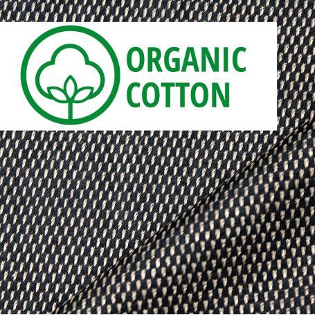 Tissu de anti-ondes hautes fréquences New Antiwave Coton bio   Noir
