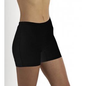 Panty anti-ondes Wavesafe pour femme coton bio | Noir