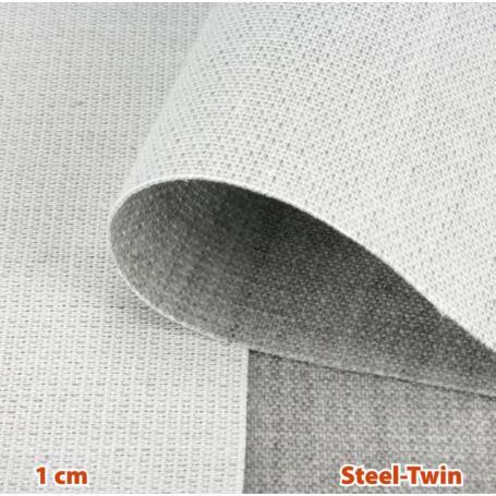 Tissu de protection anti-ondes hautes et basses fréquences Steel-Twin YShield