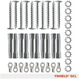 Kit de mise à la terre GCL YShield