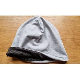 Beanie anti-ondes réversible Protect Onde | Noir / gris