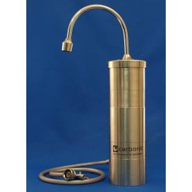 Filtre à eau sur évier Carbonit SanUno Design Inox-S (standard)
