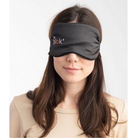 Masque anti-ondes protecteur pour les yeux Leblok | Noir