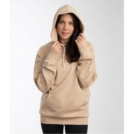 Sweat-shirt anti-ondes Leblok pour femme - beige