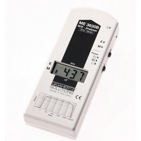Appareil de mesure basses fréquences Gigahertz Solutions ME3830B