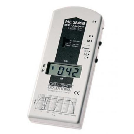 Appareil de mesure basses fréquences Gigahertz Solutions ME3840B
