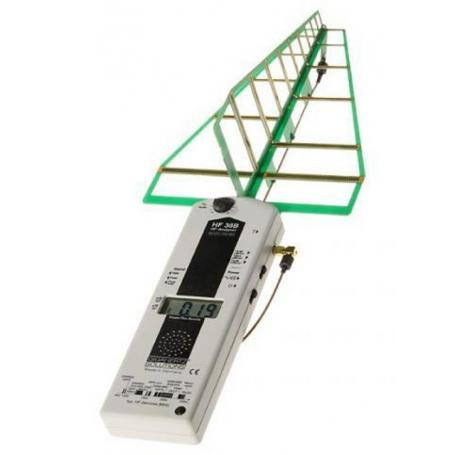 Appareil de mesure hautes fréquences Gigahertz Solutions HF38B