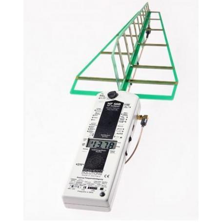 Appareil de mesure hautes fréquences Gigahertz Solutions HF58B