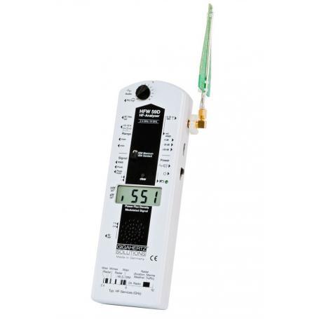 Appareil de mesure hautes fréquences Gigahertz Solutions HFW59D