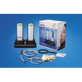 Filtre à eau sous évier Carbonit Duo Classic (2 NFP Premium)