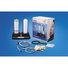 Filtre à eau sous évier Carbonit Duo Spécial (VFS + NFP Premium)