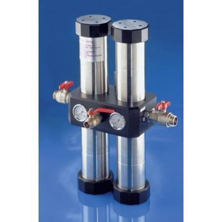 Filtration centralisée Carbonit Quadro 120