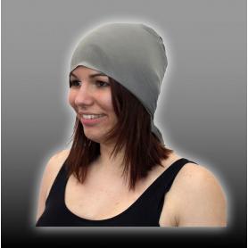 Bandeau foulard anti-ondesTKE en tissu Silver-Elastic TKE YShield