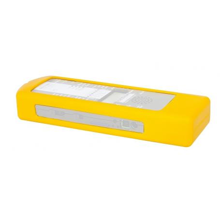 Housse de protection silicone jaune, Gigahertz Solutions