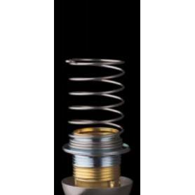 Spire métallique de blindage E27 pour ampoules LED Danell